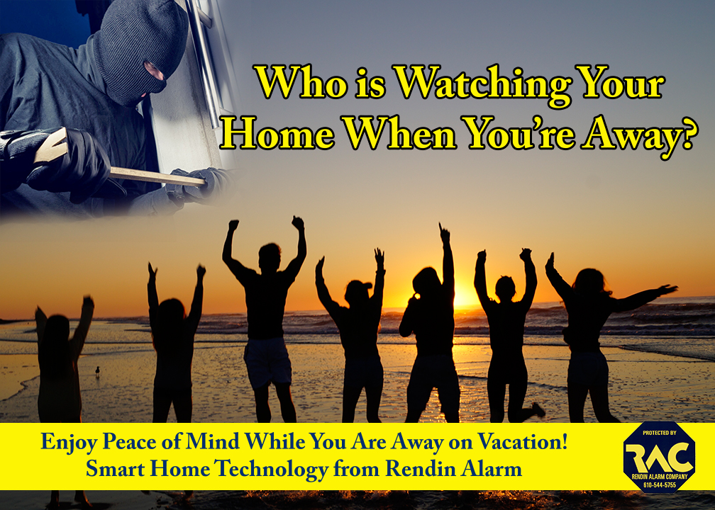 Home Technology, Remote Access, Alarm Systems