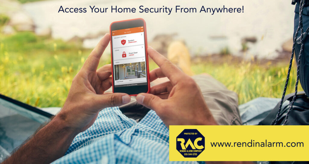 Smart Home Systems, Smart Home Security, Remote Access