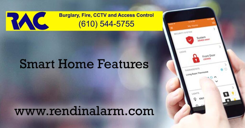 Smart Home Features, Alarm Systems, Alarm Companies Near Me