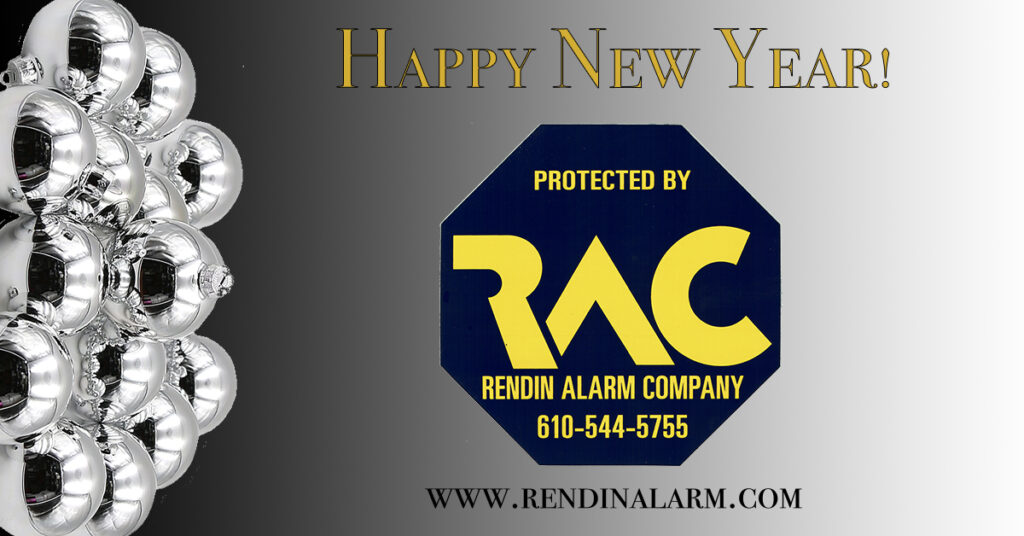 Security tips for the new year, alarm systems, Delco