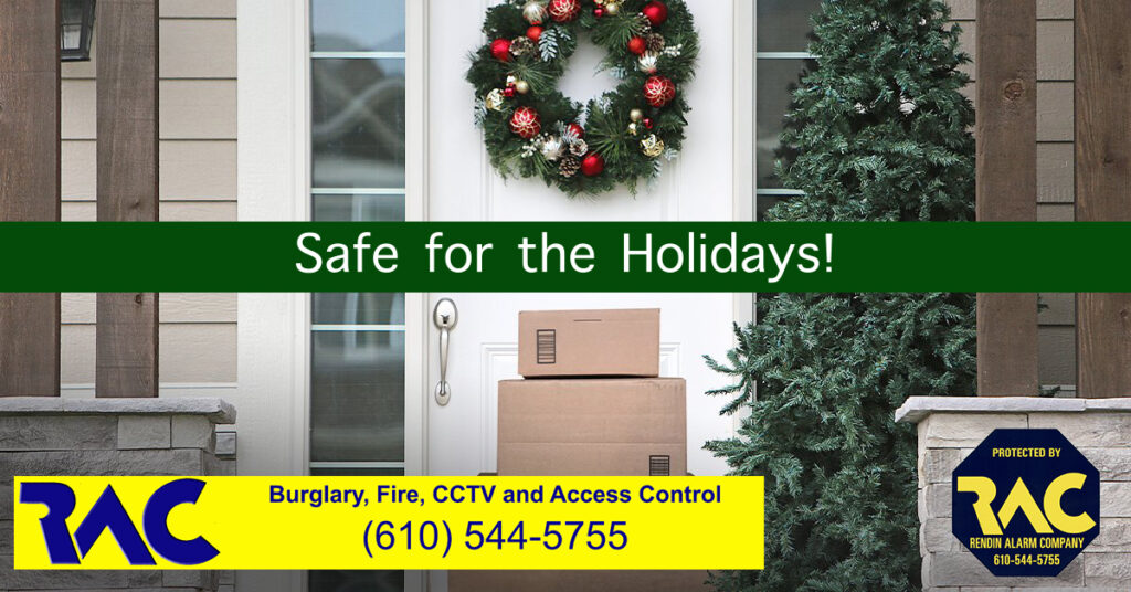 SAfe for the Holidays, Remote alarms, smart homes