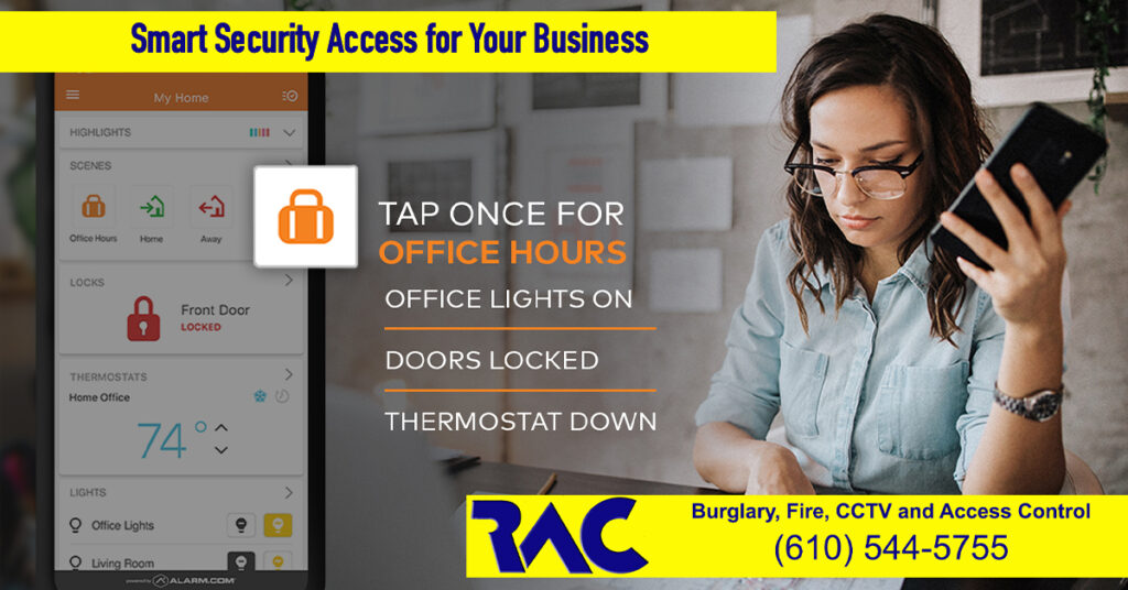 Smart Security Access for Business, Alarm Companies, Alarm Company, Smart Homes, Security, Access